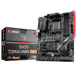Материнська плата MSI B450 TOMAHAWK MAX II