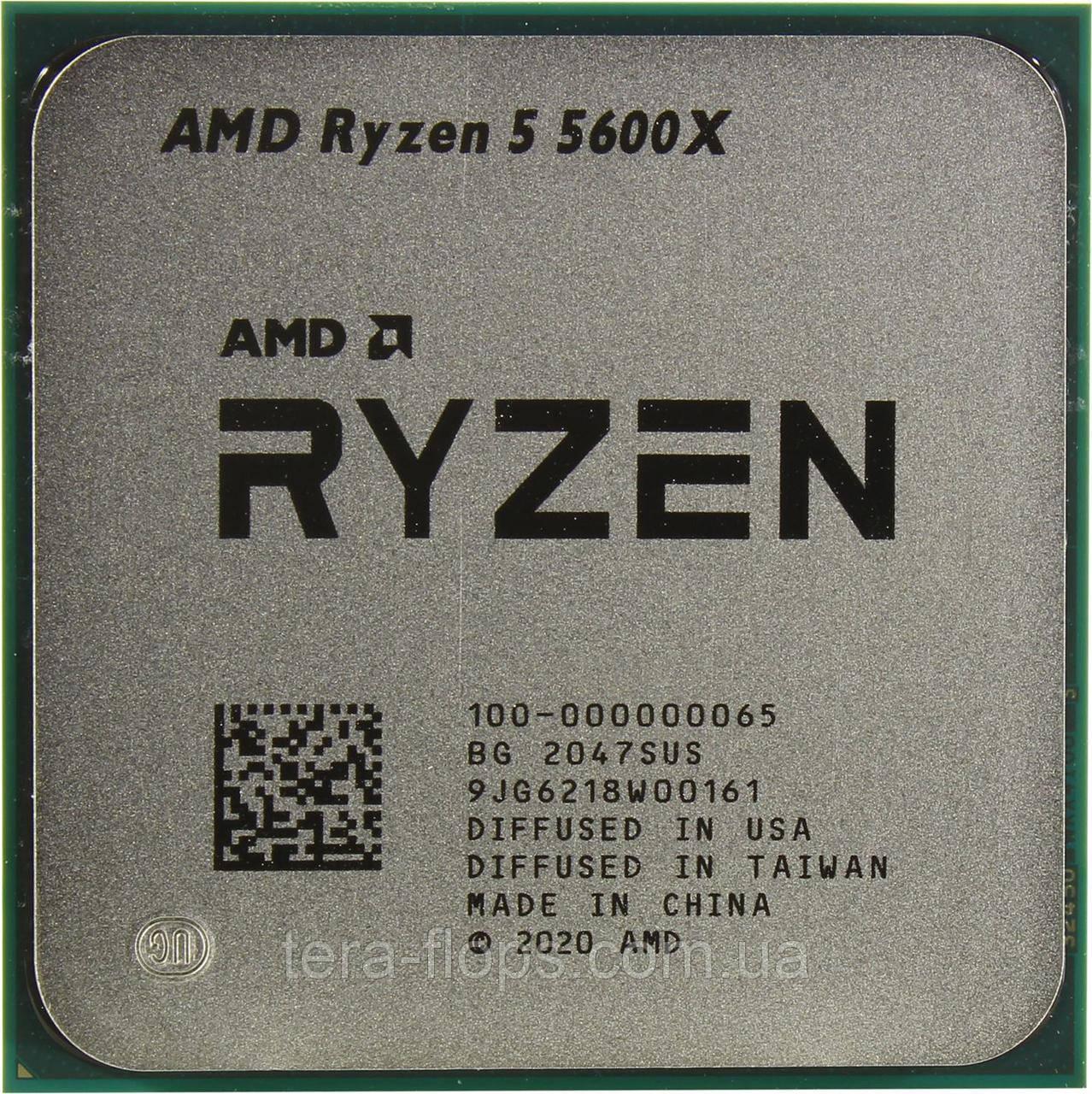 Процессор AMD Ryzen 5 5600X Socket AM4 (100-000000065) Б/У