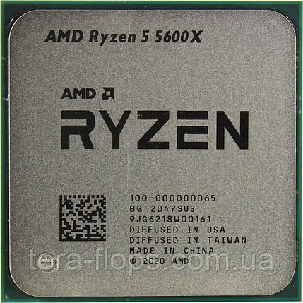 Процессор AMD Ryzen 5 5600X Socket AM4 (100-000000065) Б/У, фото 2