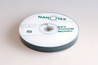 Чистый диск Nanotex CD-R 700mb 52x bulk10