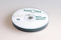 Чистый диск Nanotex CD-R 700mb 52x bulk10