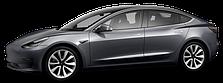 Защиты двигателя Tesla Model 3 (с 2017 --)