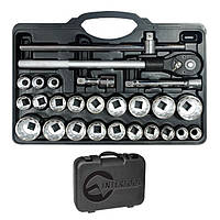 Профессиональный набор инструментов INTERTOOL ET-6026 (26ед.) для грузовиков и крупногабаритной техники.