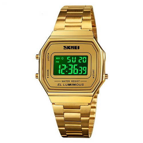 Skmei 1647 All Gold