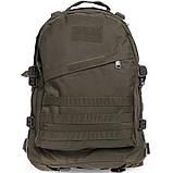 Рюкзак тактический SILVER KNIGHT 3D 40л, Олива, фото 2