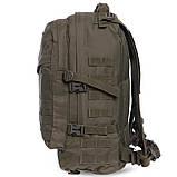 Рюкзак тактический SILVER KNIGHT 3D 40л, Олива, фото 3