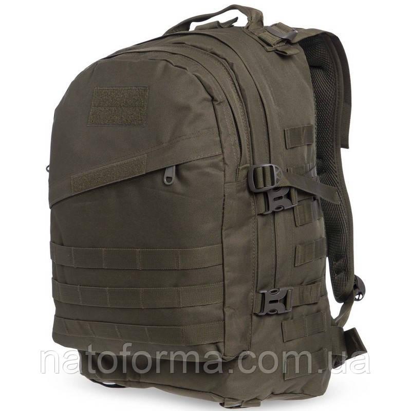Рюкзак тактический SILVER KNIGHT 3D 40л, Олива