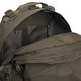 Рюкзак тактический SILVER KNIGHT 3D 40л, Олива, фото 5