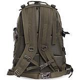 Рюкзак тактический SILVER KNIGHT 3D 40л, Олива, фото 6