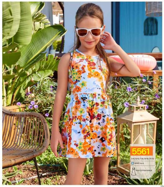 Сукня дитяче для дівчинки BERRAK 5561