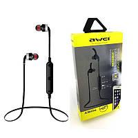 Наушники беспроводные с микрофоном // Awei A960BL BT