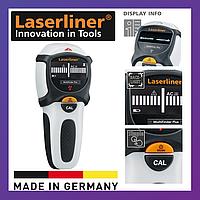 Детектор скрытой проводки Laserliner MultiFinder Plus, Германия