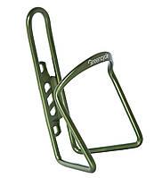 Фляготримач Green Cycle GGE-112 алюмінієвий зелений
