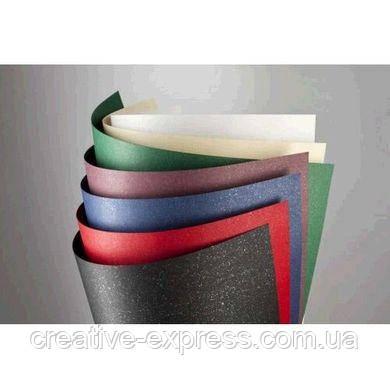 """Декоративна картонна папір """"Mika"""" А4, кол. зелений металік, 20 шт/уп. (A4 Mika green metallic 2, фото 2"""