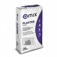 Штукатурка цементная AMIX PLASTER AS008, 25кг