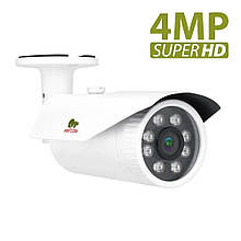 4МП уличная видеокамера Partizan COD-VF3SE SuperHD v1.0