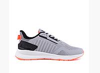 Чоловічі кросівки BS Running grey сірі, фото 1