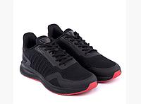 Мужские кроссовки BS Running black черные, фото 1
