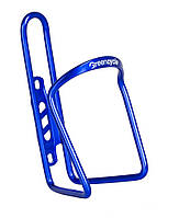 Фляготримач Green Cycle GGE-112 алюмінієвий 500-750ml синій