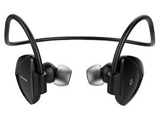 Спортивні Bluetooth навушники Awei A840BL з NFC Black (5582)
