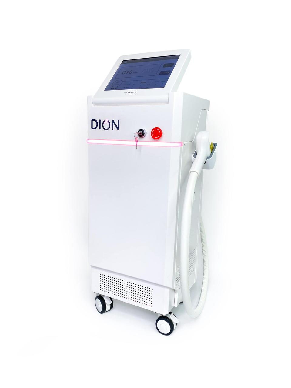 Zemits Dion Диодный лазер для удаления волос