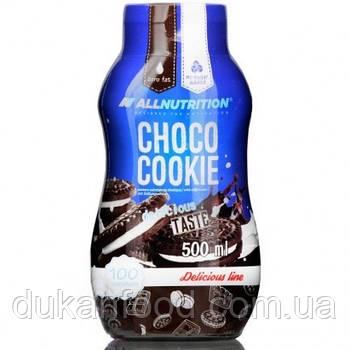 Соус AllNutrition Sos Chocolate Cookie,500 мл