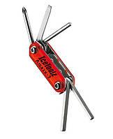 Ключ Ice Toolz 95A1 складаний 5 інструментів Amaze-5