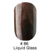 Гель-лак Naomi № 86 Liquid Glass 6 мл
