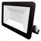 Прожектор LED VARGO 100W 220V 9000lm 6500K (V-330147), фото 2