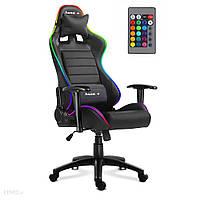 Комп'ютерне крісло для геймера Huzaro Force 60 RGB