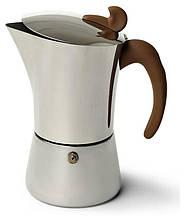 Гейзерна кавоварка Fissman Henrietta 360мл на 6 чашок