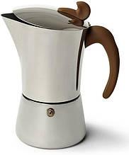 Гейзерна кавоварка Fissman Henrietta 540мл на 9 чашок