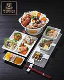 Набір 6 піал Wilmax Susan 11х11см, фарфор, фото 3
