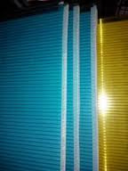 Ячеистый поликарбонат для изготовления теплиц