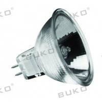 Галогенная  лампа Buko MR16 20W 12V GU5.3 CLOSED