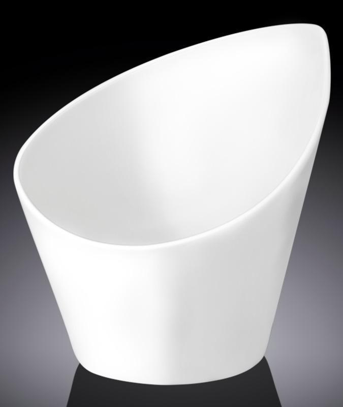 Набор 3 салатника Wilmax Pansy 14см, фарфор