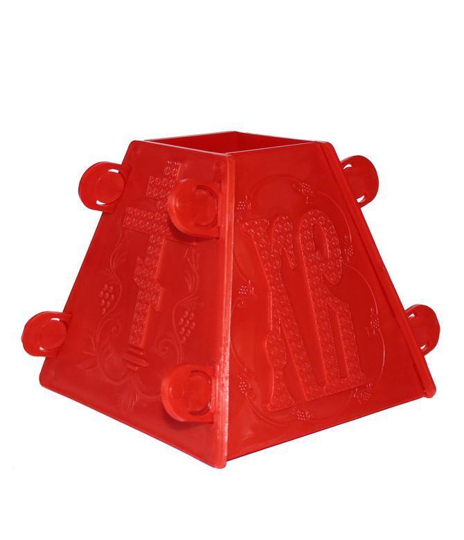 Форма для сирної паски (пасочница) 300гр