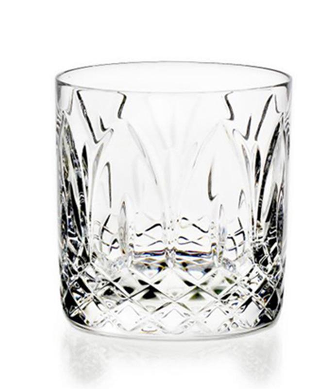 Набір 4 кришталевих склянки Atlantis Crystal CHARTRES 280мл