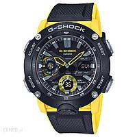 Чоловічі годинники Casio G-SHOCK GA-2000-1A9ER, фото 1