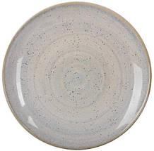 """Блюдо IPEC Monaco """"Cosmic"""" Ø31см каменная керамика"""
