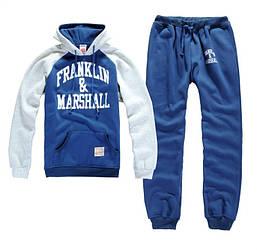 Спортивный костюм мужской Franklin Marshall / FKL-978 (Реплика)