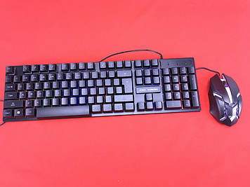 Клавиатура и мышь GK110+