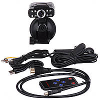 Автомобильный видеорегистратор DVR HD200
