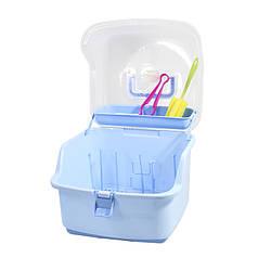 Органайзер-cушилка для бутылочек и сосок Bastbaby BS-8074 Blue универсальный