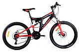 "Велосипед Azimut Power 24"" GFRD х17"", фото 2"