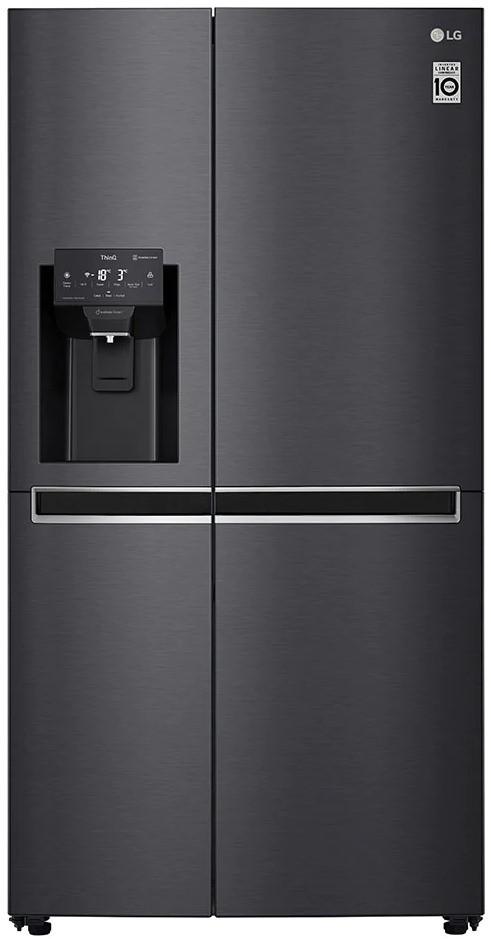 Холодильник з морозильною камерою LG GSL760MCDV