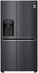 Холодильник с морозильной камерой LG GSL760MCDV