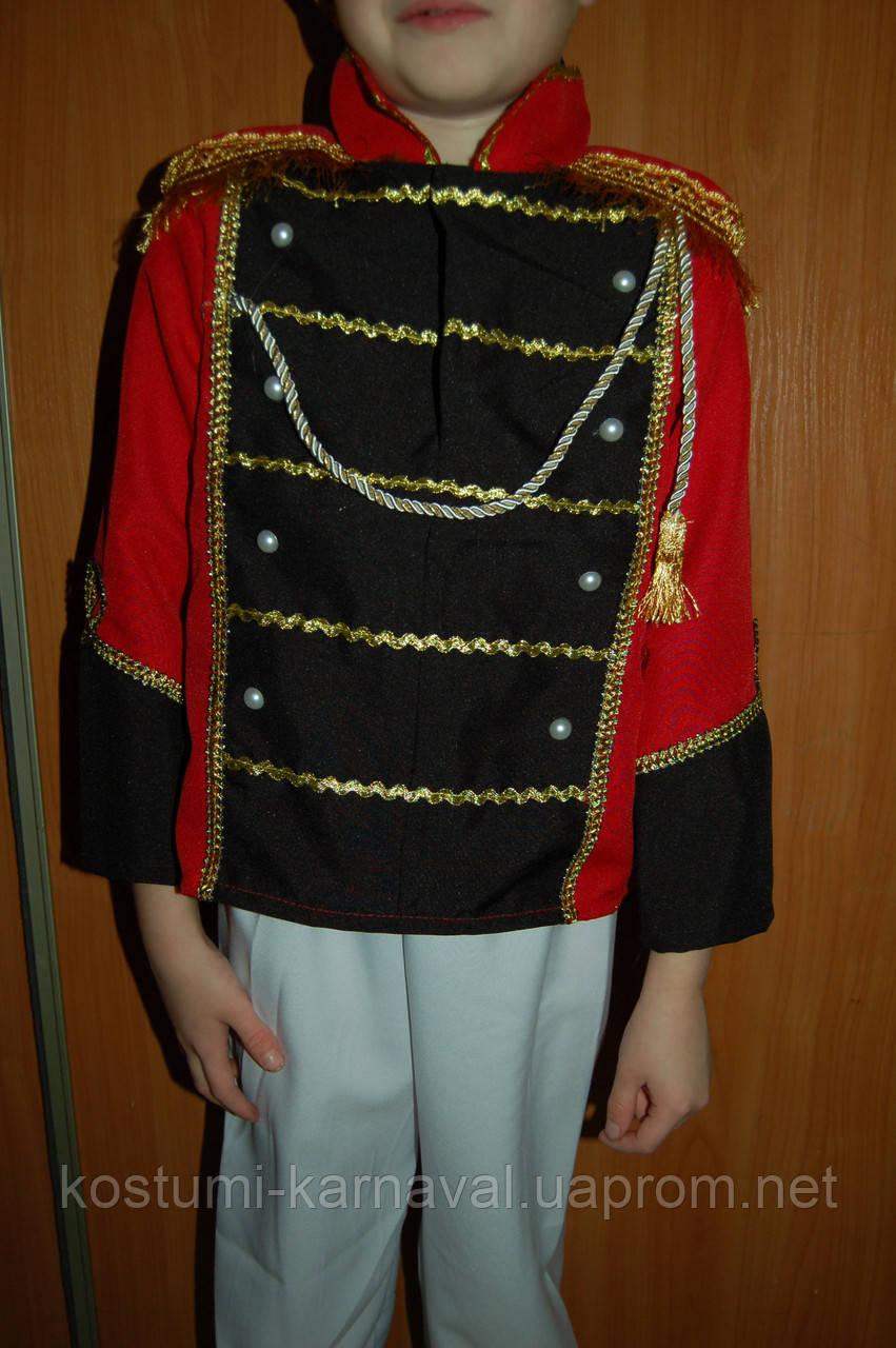 Карнавальный костюм Гусар , Солдатик для мальчика: продажа ... - photo#26