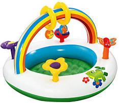 Дитячий басейн Bestway 91 х 56 см (52239)