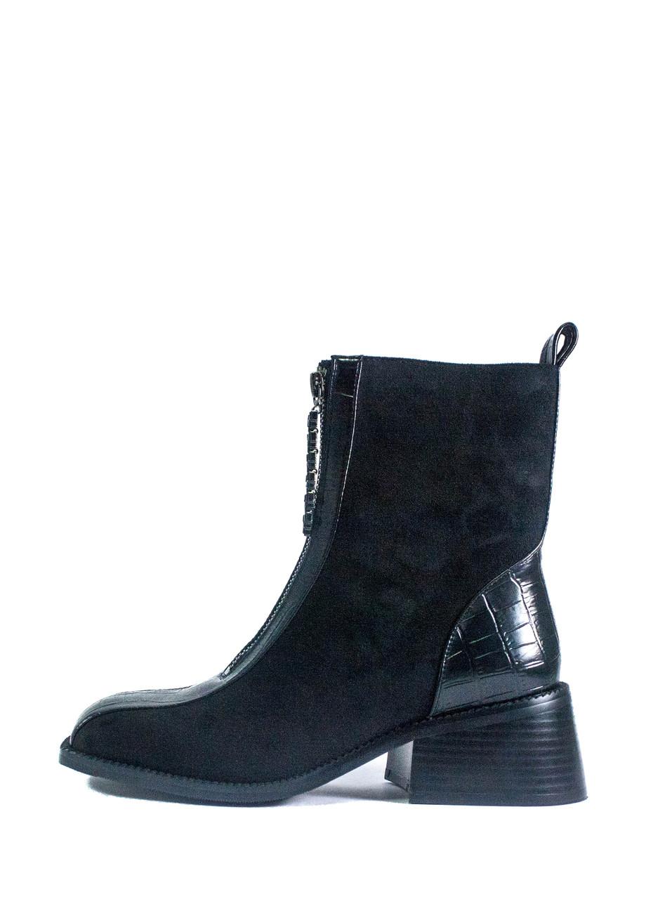 Ботинки женские Fabio Monelli SCR313-47 черные (36)
